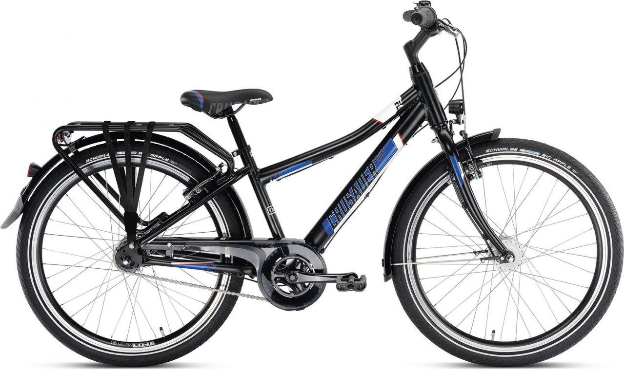 Crusader 24-7 Alu Light 2019 - Kids Bike