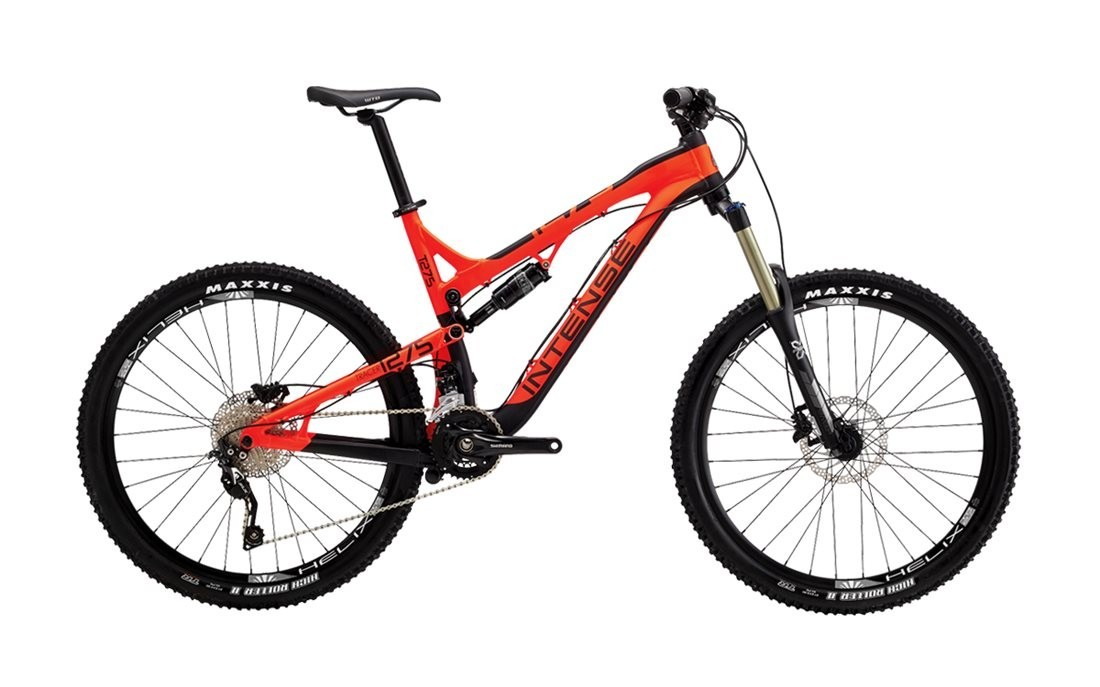 Tracer 275A Foundation Bike 2016 - Full Suspension Mountain Bike