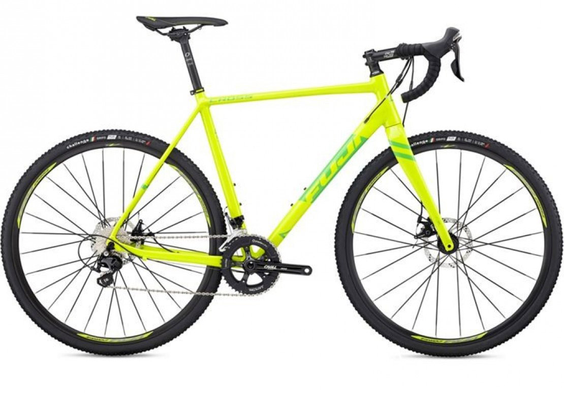 FUJI Cross 1.7 2018 - CycloCross Bike