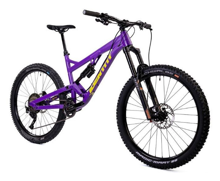 Mettle RCX 2019 - Full Suspension Bike