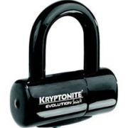 Kryptonite Evolution 4 Disc Lock U-Lock Locks - D Lock