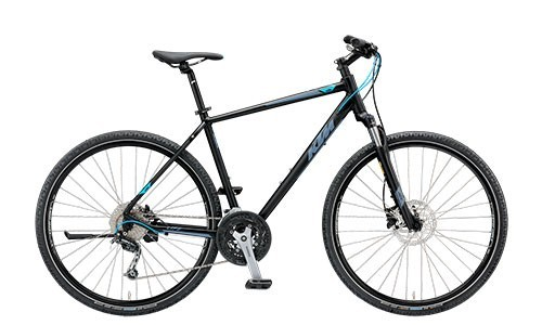 KTM Life Road 27 Disc - Bike 2019 Hybrid Hybrid Bike (click to zoom)