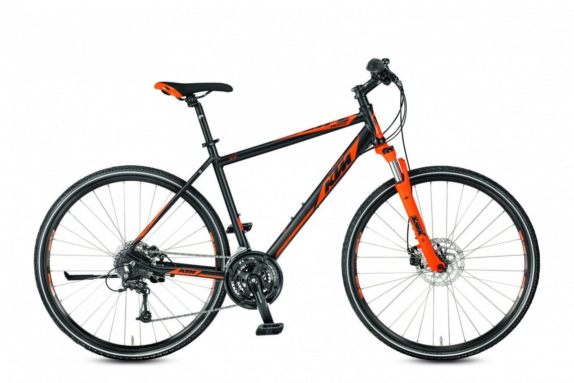 ktm life track 2017 - hybrid bike | hybrids from £400