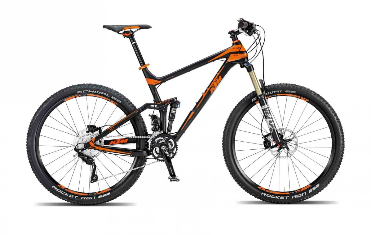 Lycan 272 XT 30 Speed - 2015 Full Suspension