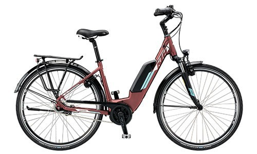 Mac Central RT 7 A+4 2019 - Electric Bike