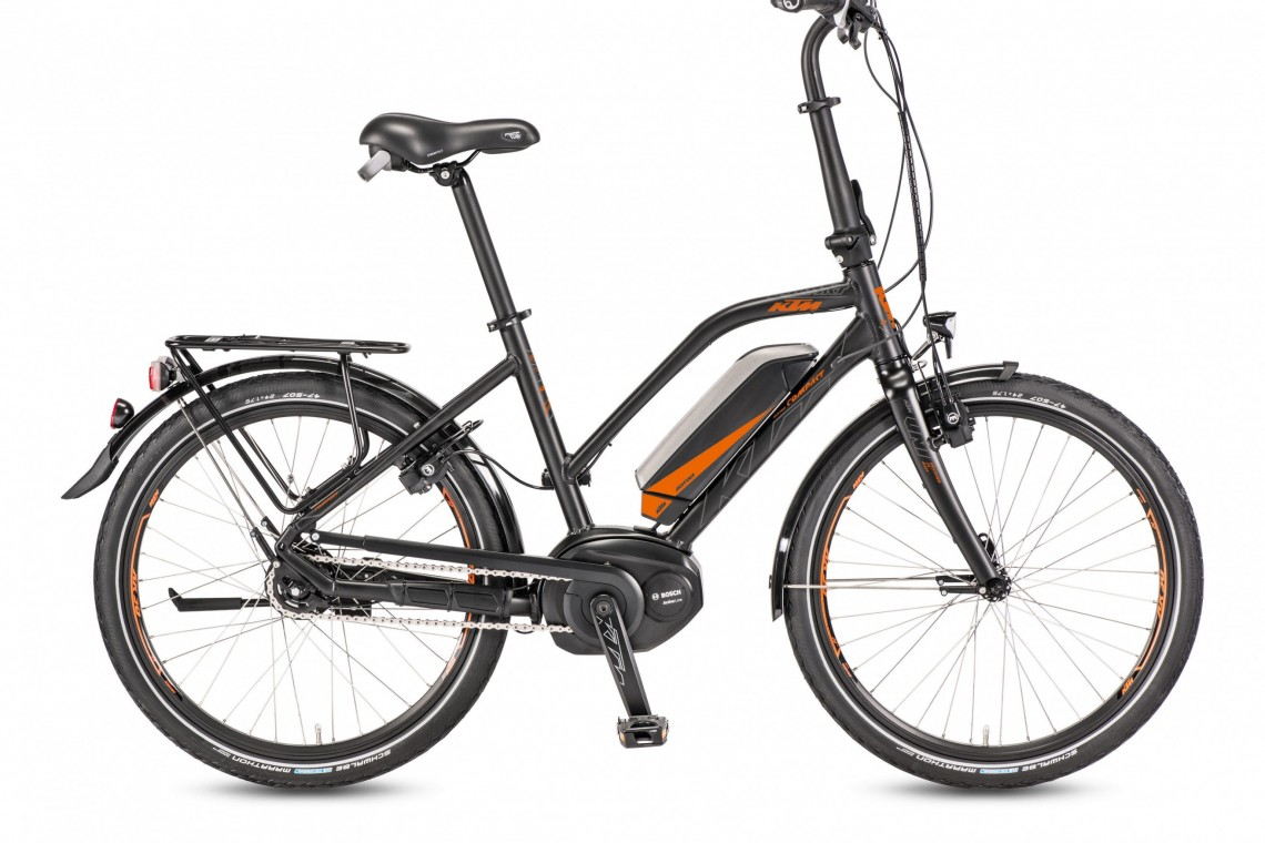 ktm macina compact 8 - 2017 | electric bikes from £1,600