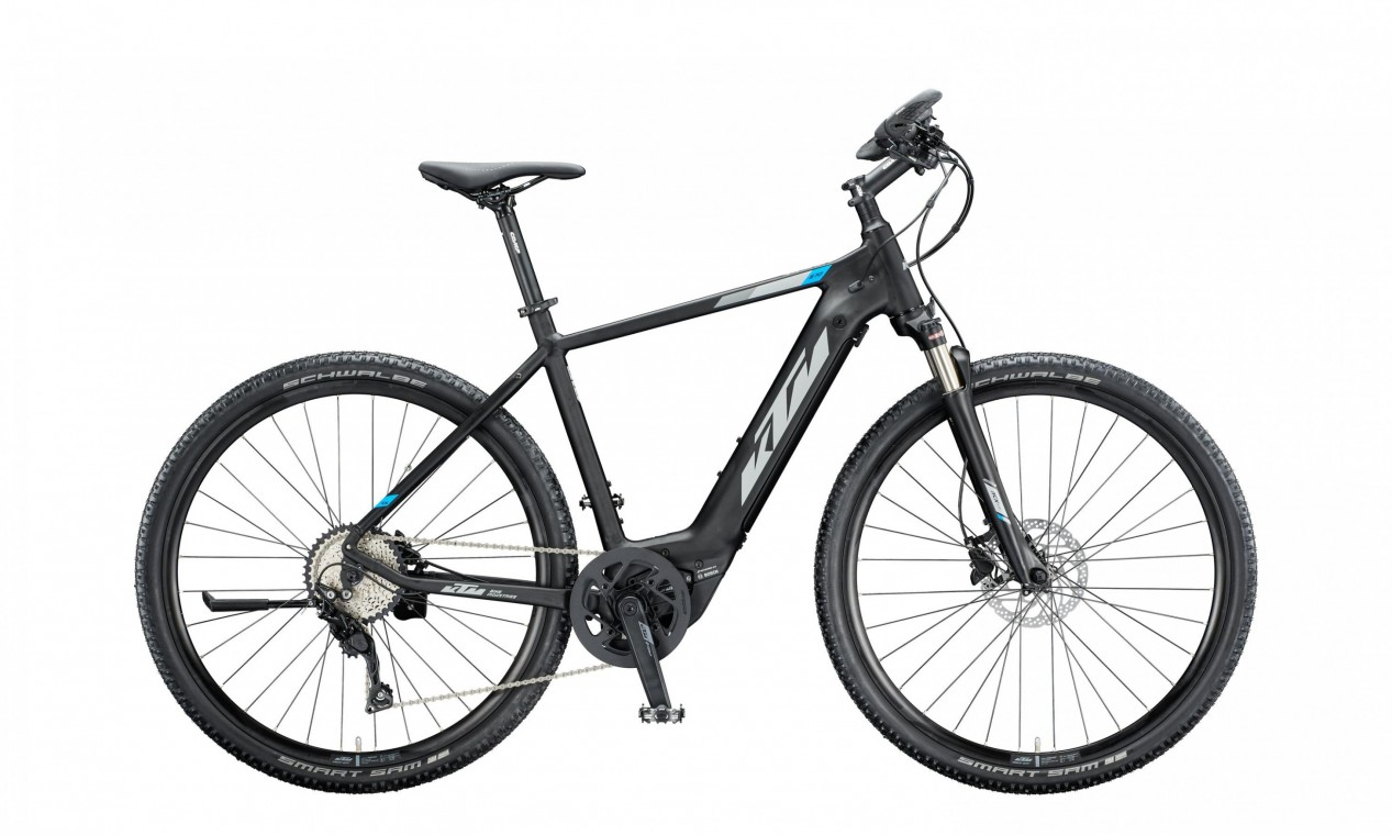 KTM Macina Cross 510 - 2020 Electric Bike