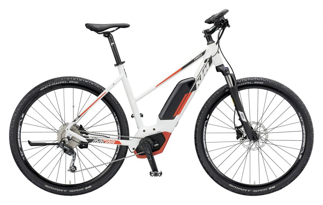 Macina Cross 9 CX5 2019 - Electric Bike
