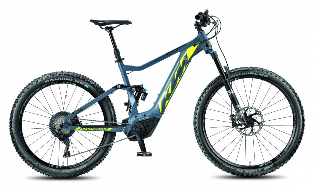 KTM Macina Kapoho 272 - Electric Bike 2018