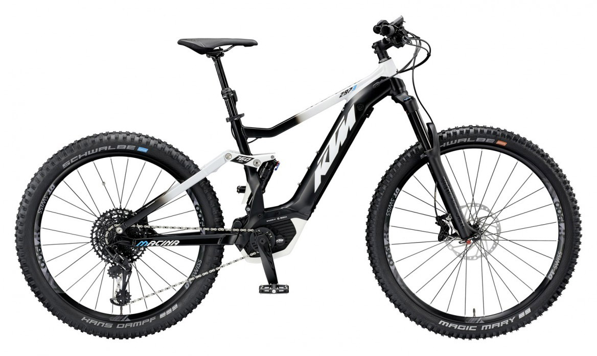 KTM Macina Kapoho 2973 - 2019 Electric Bike