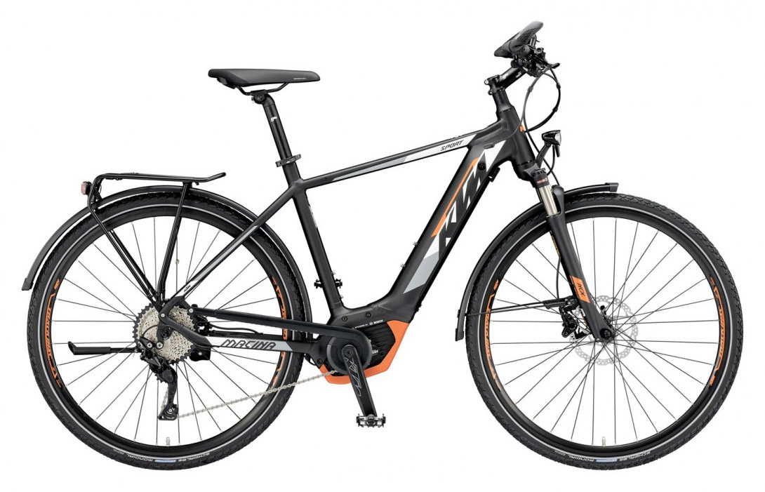 Macina Sport 10 CX5 PT 2019 - Electric Bike