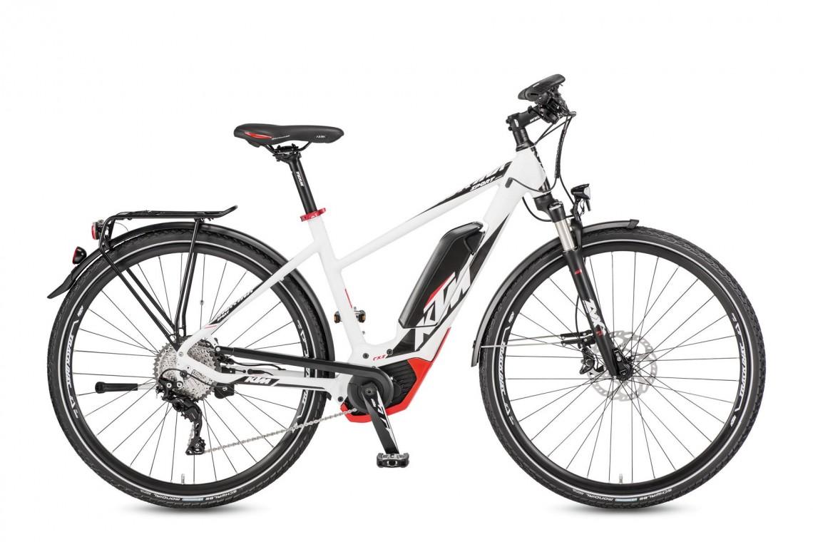 ktm macina sport 11 cx5 11s deore xt 2017 electric bike damian harris cycles e bike. Black Bedroom Furniture Sets. Home Design Ideas