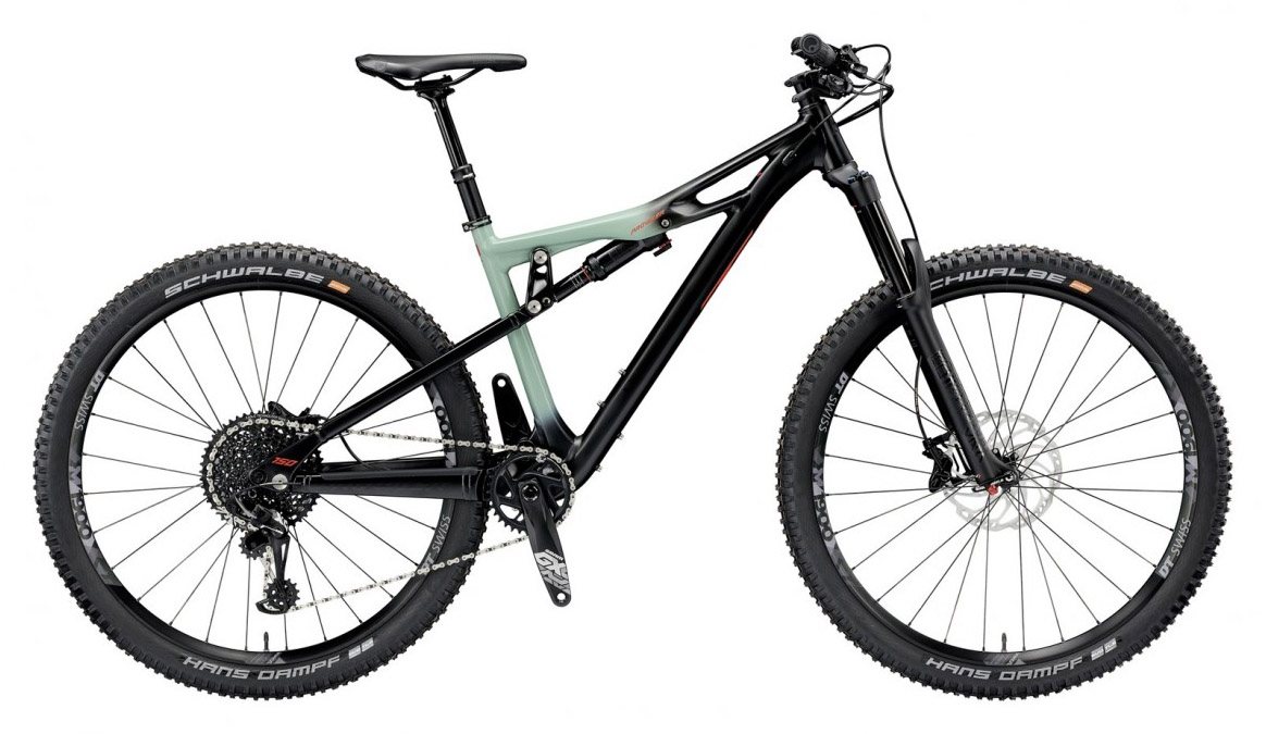 KTM Prowler 291 12 - Bike 2019 Full Suspension Mountain Bike (click to zoom)