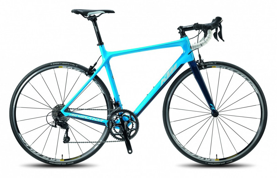 Revelator Alto 3300 2018 - Road Bike