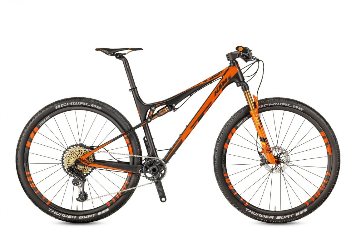 Ktm Scarp 29 Sonic 12 Superlight Mtb Full Suspension 2017