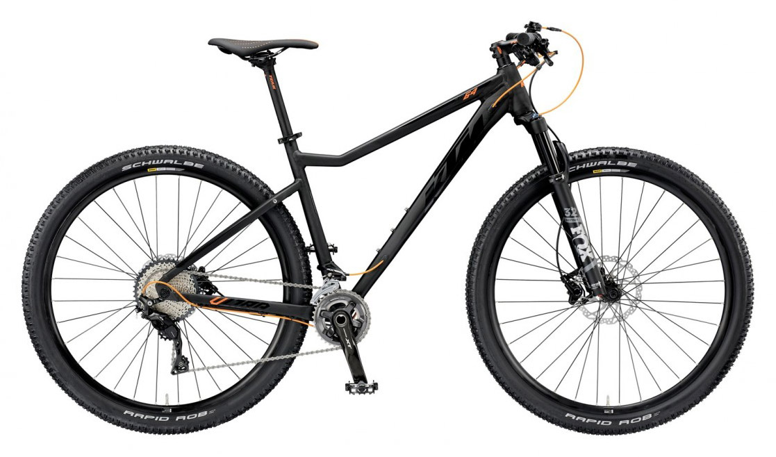 KTM Ultra 1964 Pro 29.22 2019 Hardtail Mountain Bike (click to zoom)