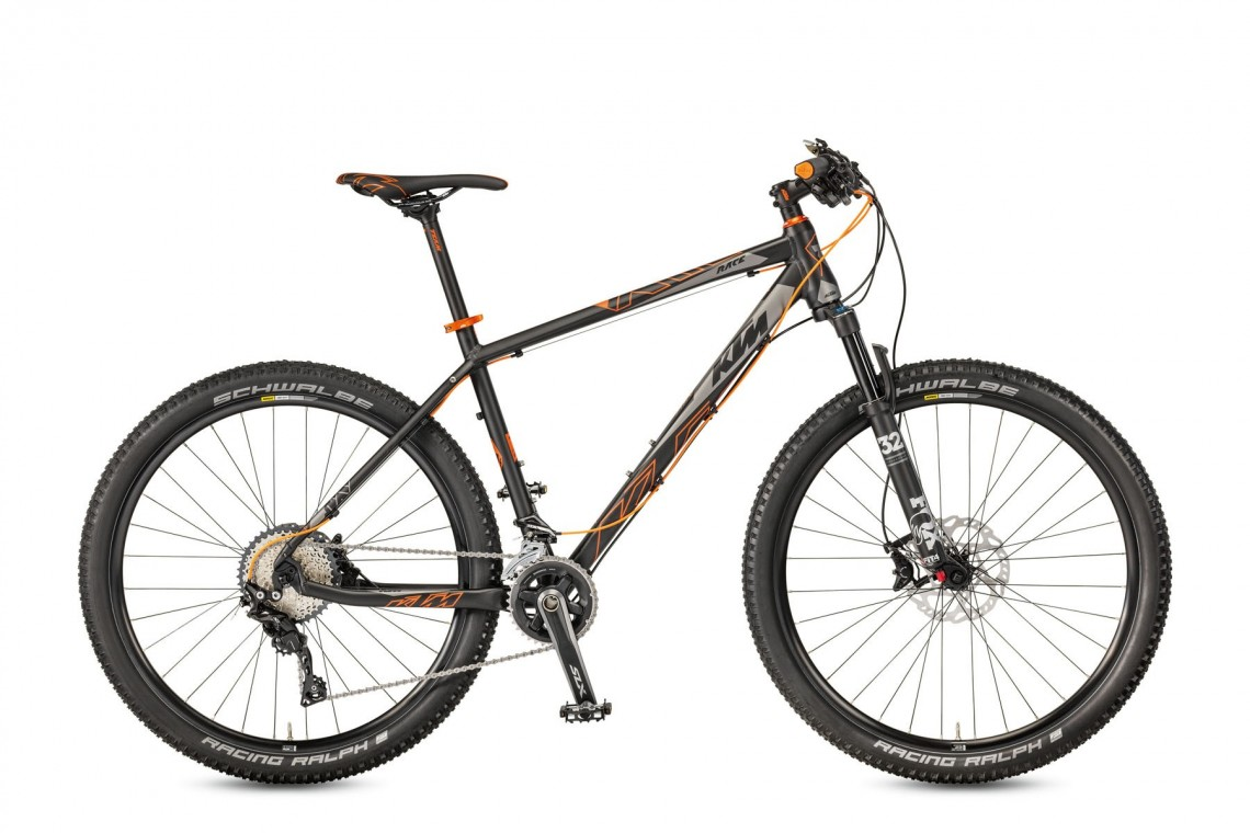 Ultra Race 27inch MTB - Hardtail - 2017