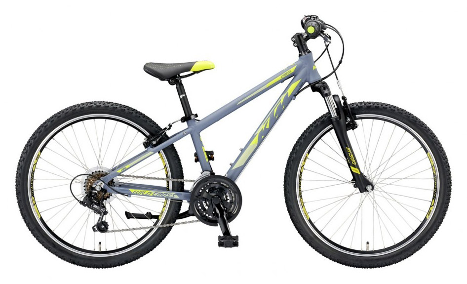 Wild Cross 24.18 MTB 2019 Kids Bike