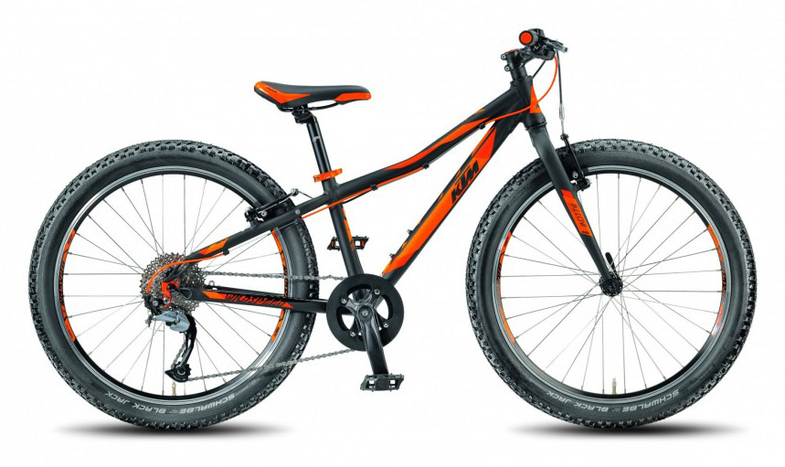 KTM Wild Speed 24.9 2018 - Kids Bike