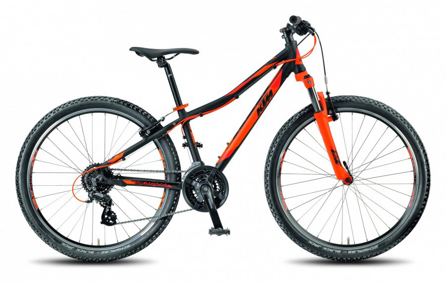 KTM Wild Speed 26.24 2018 - Kids Bike