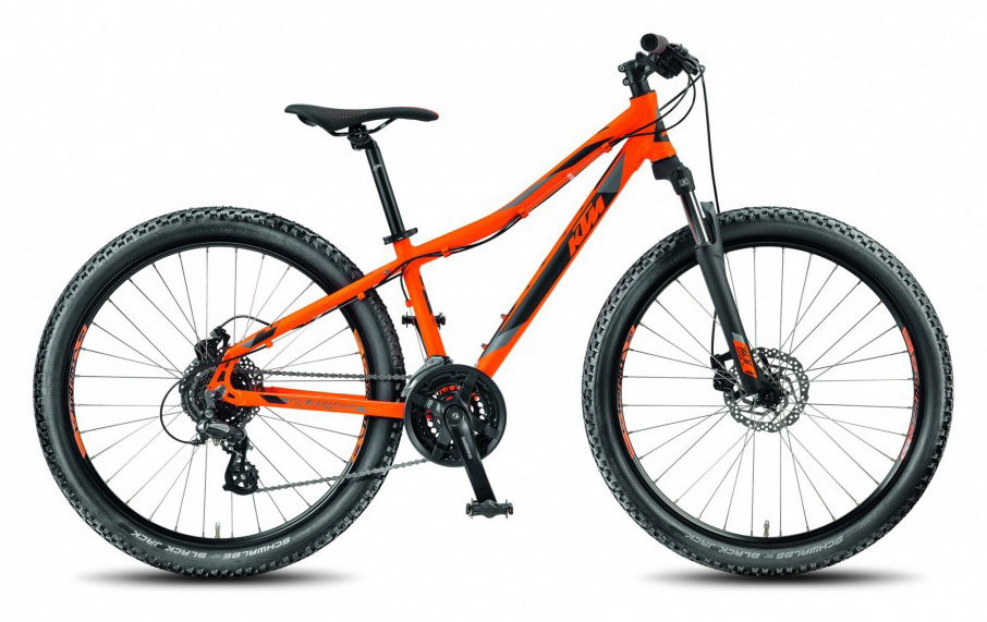 KTM Wild Speed 26.24 Disc 2018 - Kids Bike