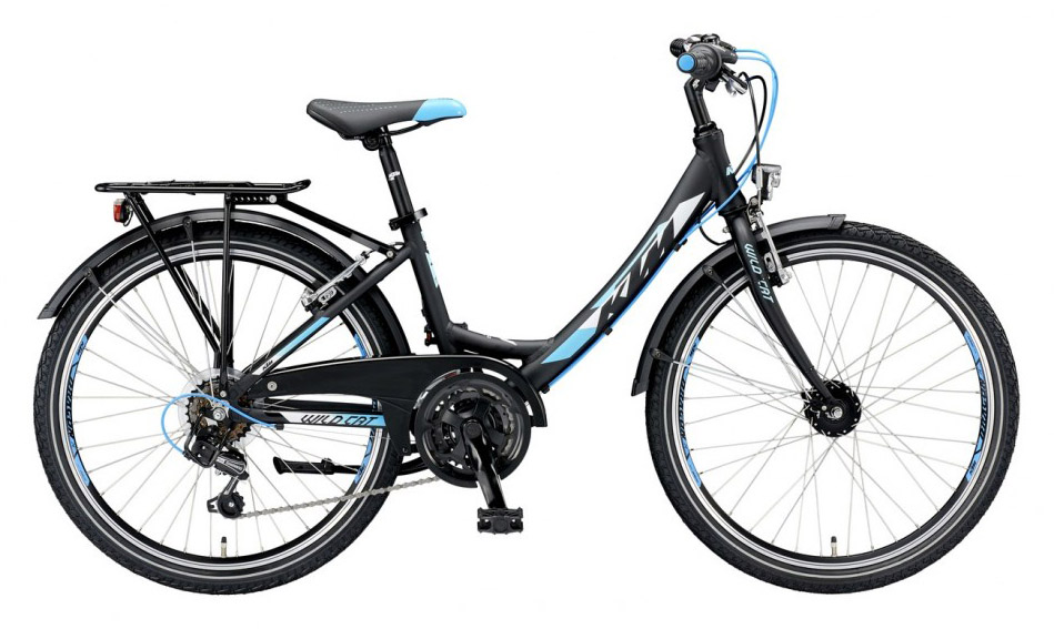 Wildcat 24.18 Wave 2019 - Kids Bike
