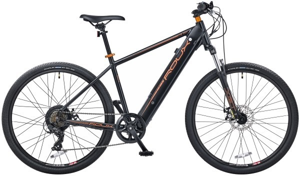 Roux Big Slick - 2018 Electric Bike (click to zoom)
