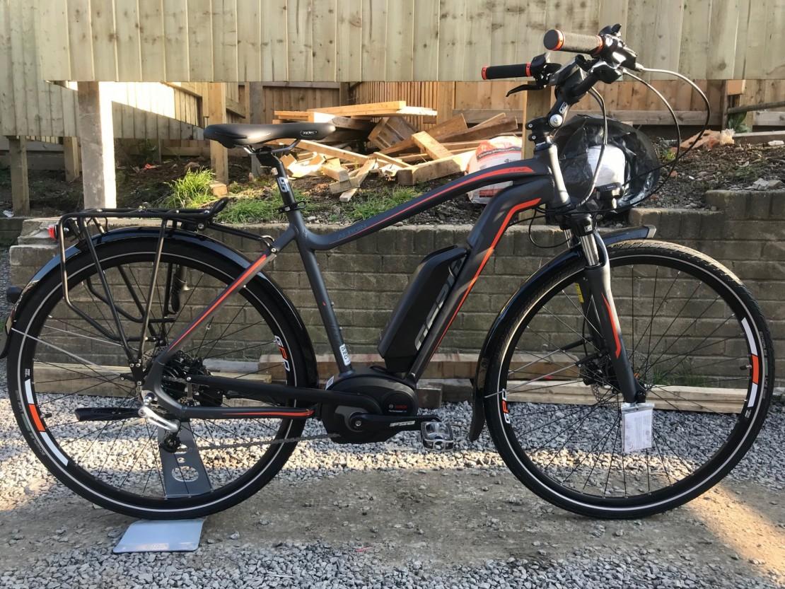 95f60166b73 Gepida Alboin 1000 Alfine 8 Gents 2018 - Electric Bike