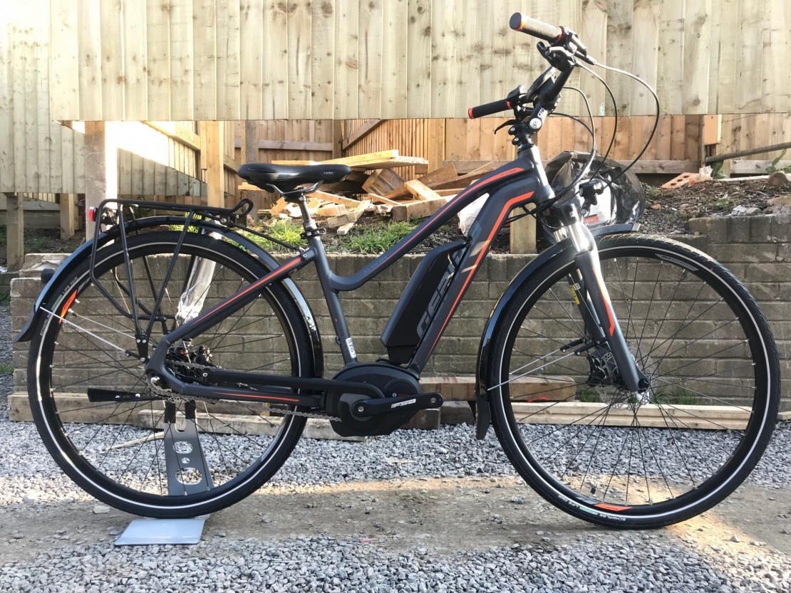 Alboin 1000 Alfine 8 Womans 2018 - Electric Bike