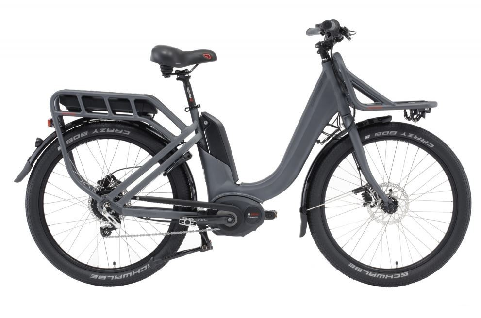 Gepida Cargo Nuvinci 330 2018 - Electric Bike