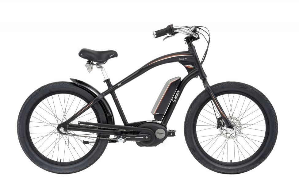 Nedao Nexus 3C 2018 - Electric Bike