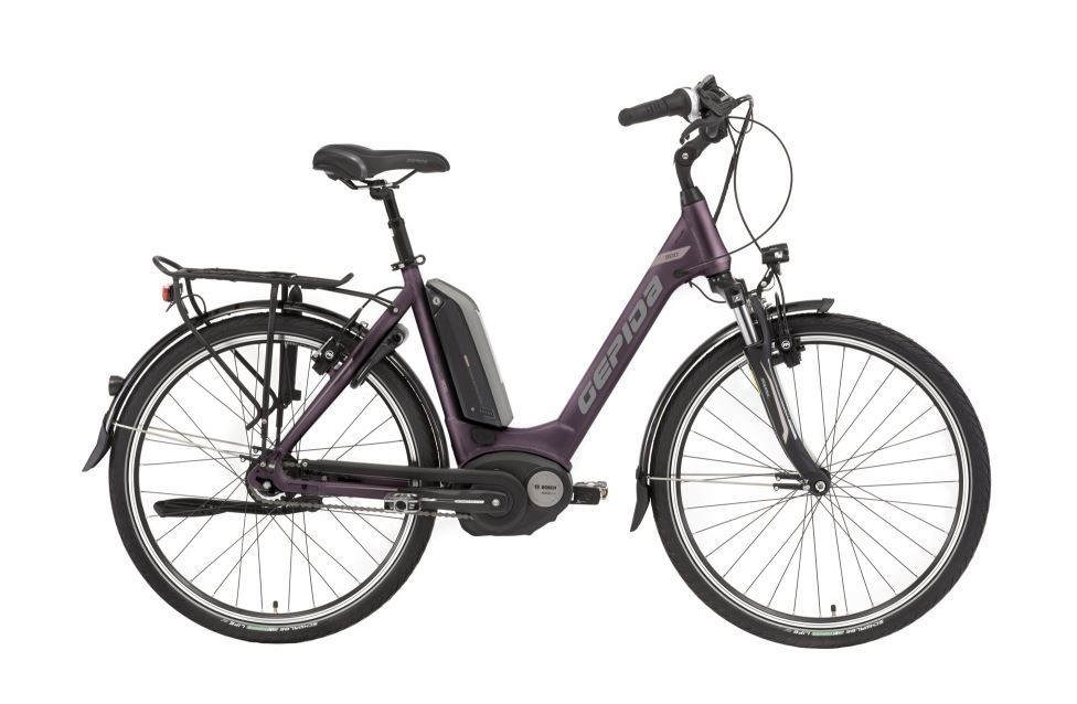 Reptila 900 Nexus 8 2018 - Unisex Electric Bike