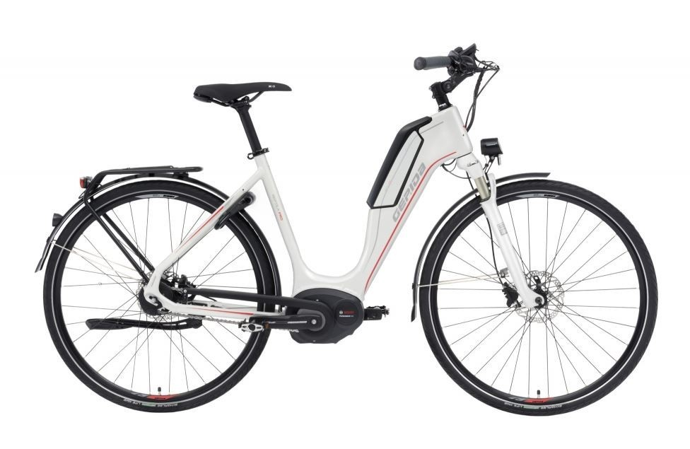 Reptila PRO Nexus 8 2018 - Unisex Electric Bike