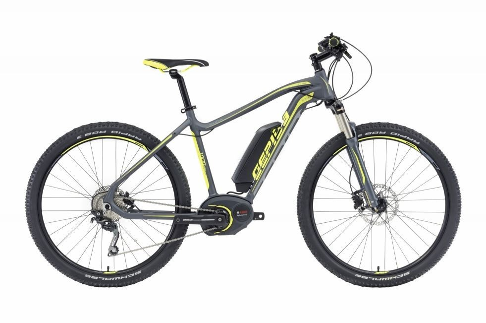 Gepida Ruga 1000 Deore 10 27,5 - 2018 Electric Bike