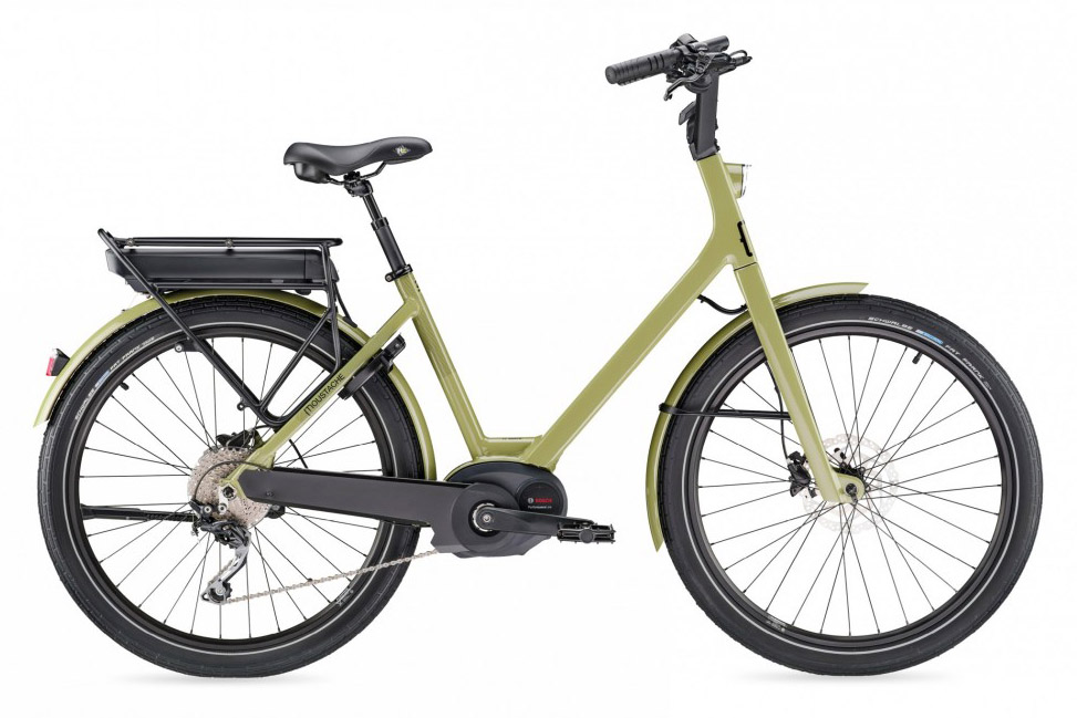 Moustache Lundi 26.3 400 - 2020 Electric Bike
