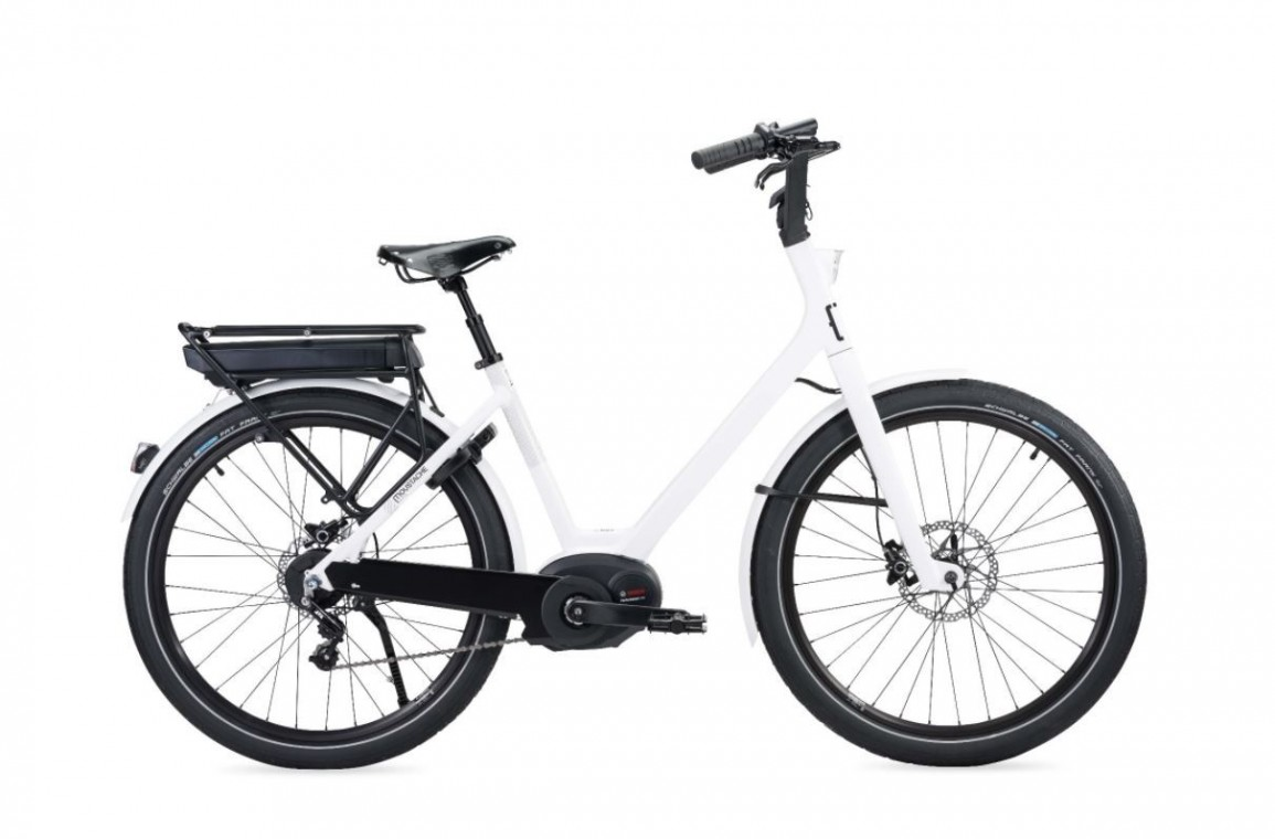 Lundi 26.7 2018 - Electric bike