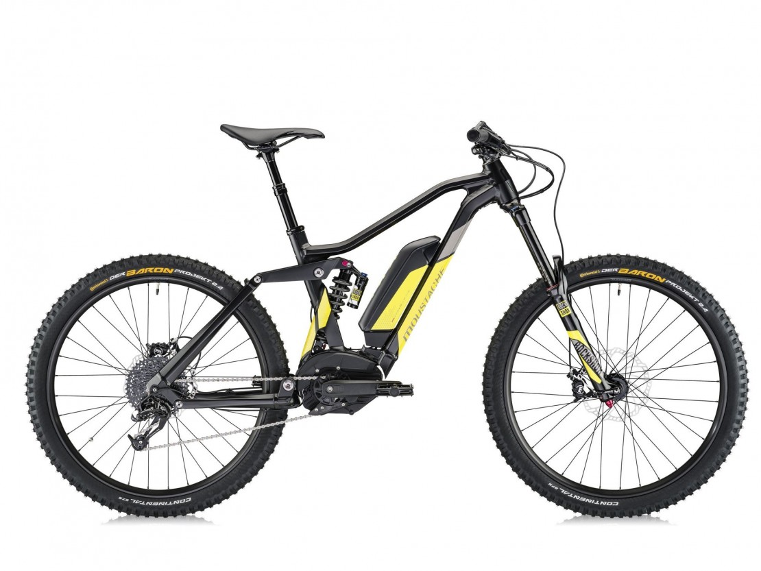 Samedi 27 LT 5 2018 - full suspension electric bike