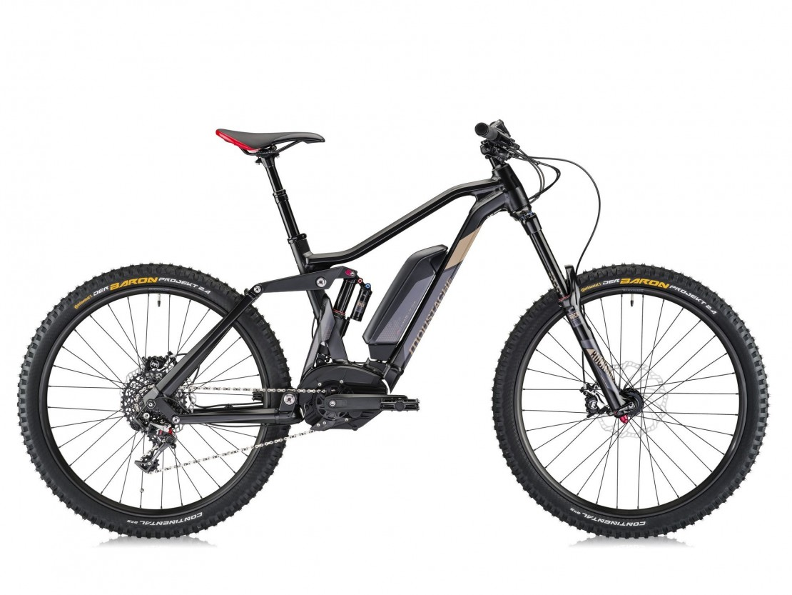 Samedi 27 LT 7 2019 - Full suspension electric bike
