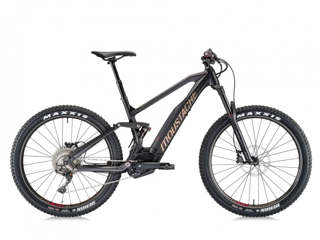 Samedi 27 Trail 11 Carbon 2019 - Full suspension electric bike