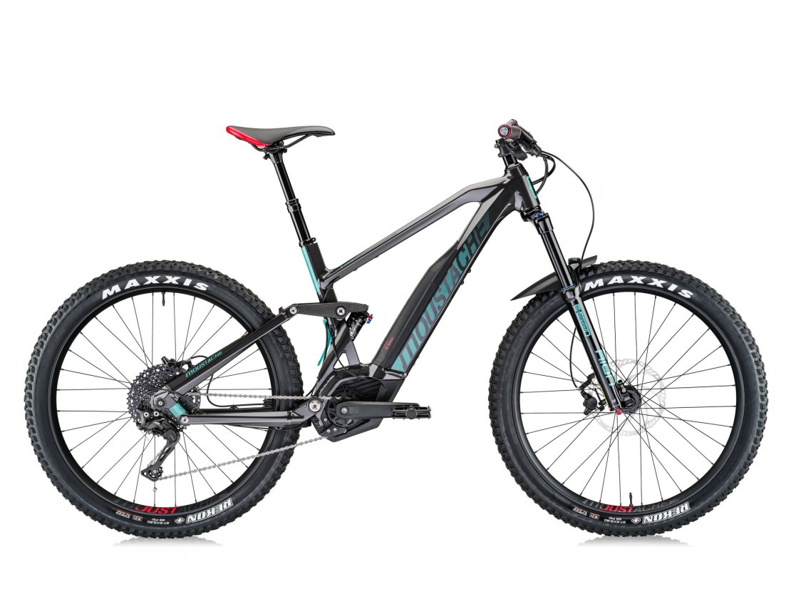 SAMEDI 27 TRAIL 6 2018 - Full suspension electric bike