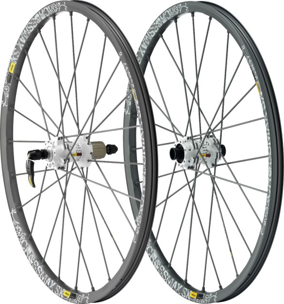 Crossmax SX Wheel Set 2014