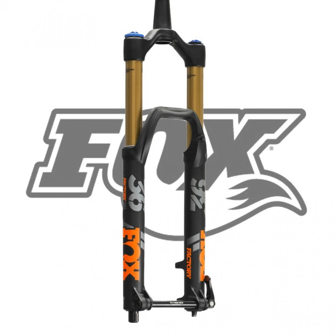 FOX 36 Float Factory Tapered Fork 2019