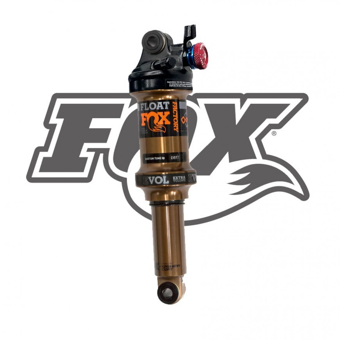 FOX Float DPS Factory 2-Pos Remote EVOL Shock 2019