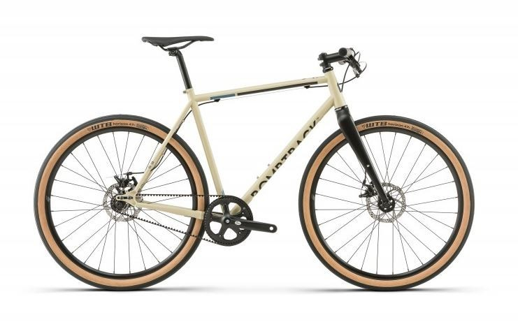 Bombtrack Outlaw 1 2018 - single speed gravel Road Bike