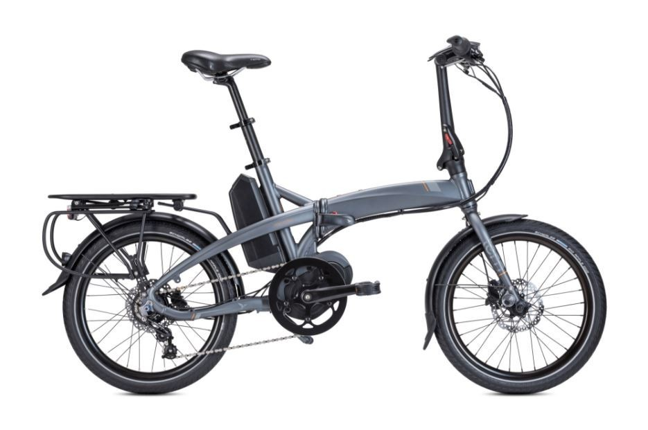 Vektron D8 2018 - Folding electric Bike