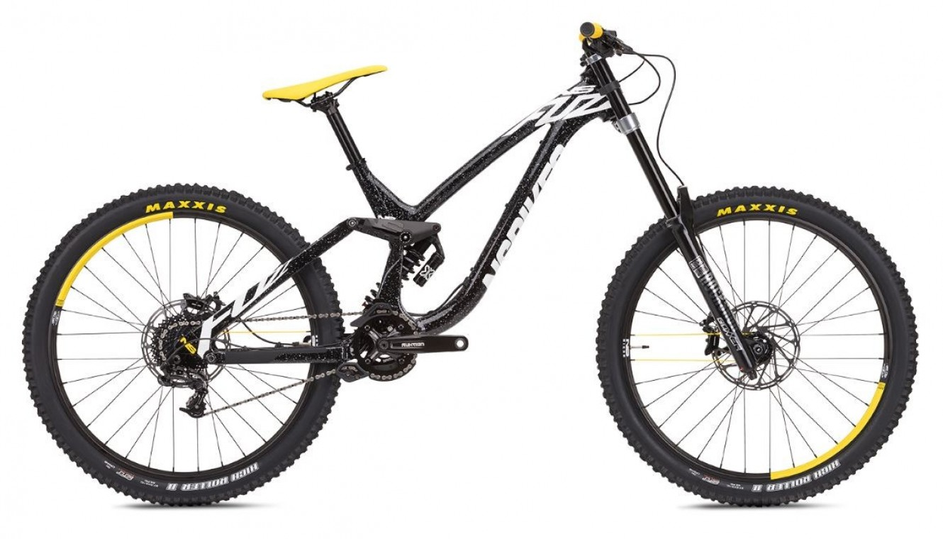 NS Bikes 2 Fuzz - Full Suspeion Bike 2019 Full Suspension Mountain Bike
