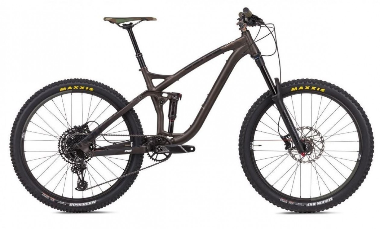 NS Bikes 2 Snabb 160 2020 Full Suspension Mountain Bike (click to zoom)