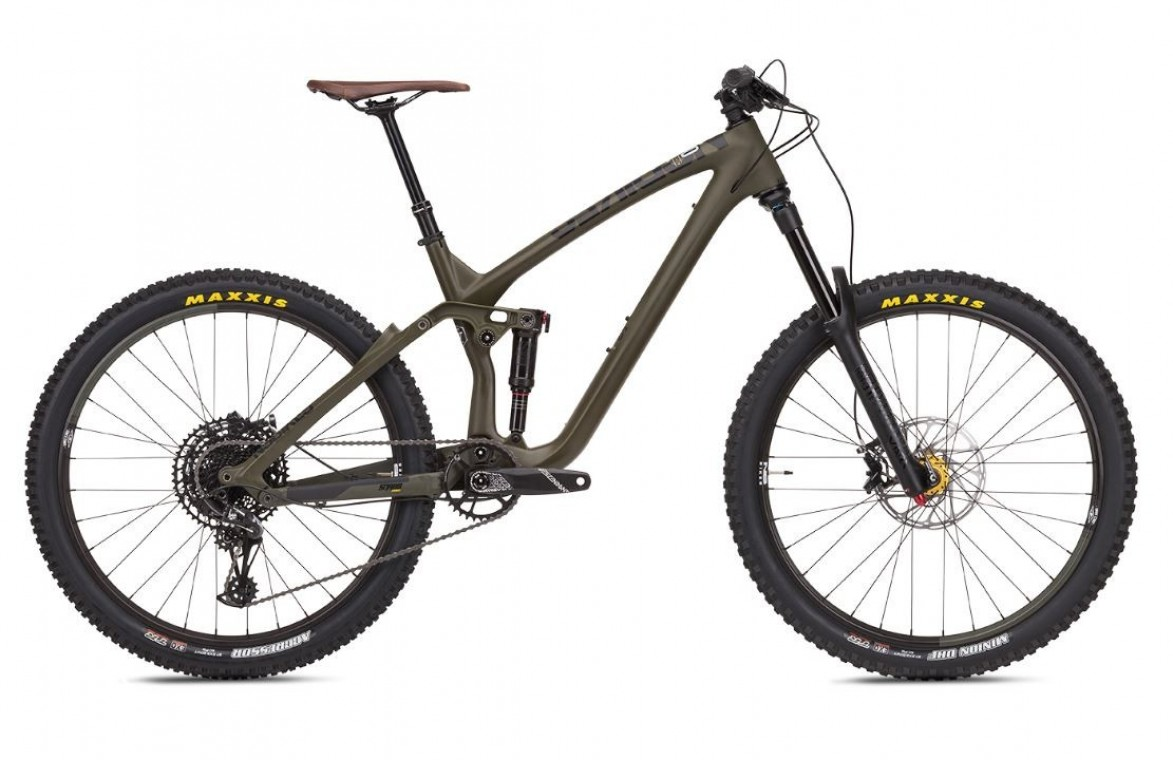 C1 Snabb 160 2019 - Full Suspension Bike
