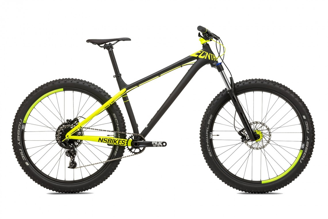 Djambo 2017 - 650b+ Hardtail Mountain Bike