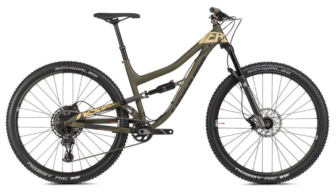 Lite 2 Nerd 2019 - Full Suspension Bike